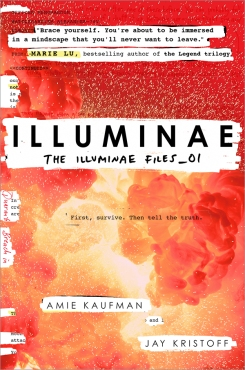 Illuminae Ray V6FrontOnlyA2A_V3.indd