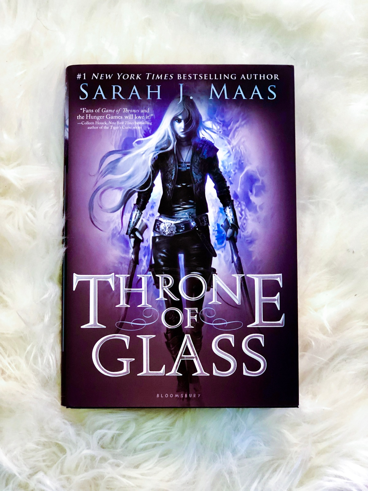 Review: 'Throne of Glass' By Sarah J.Maas