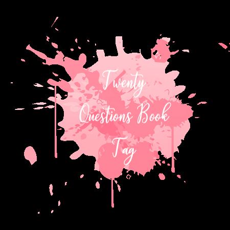 twenty questions book tag