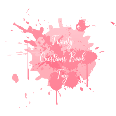 twenty questions book tag