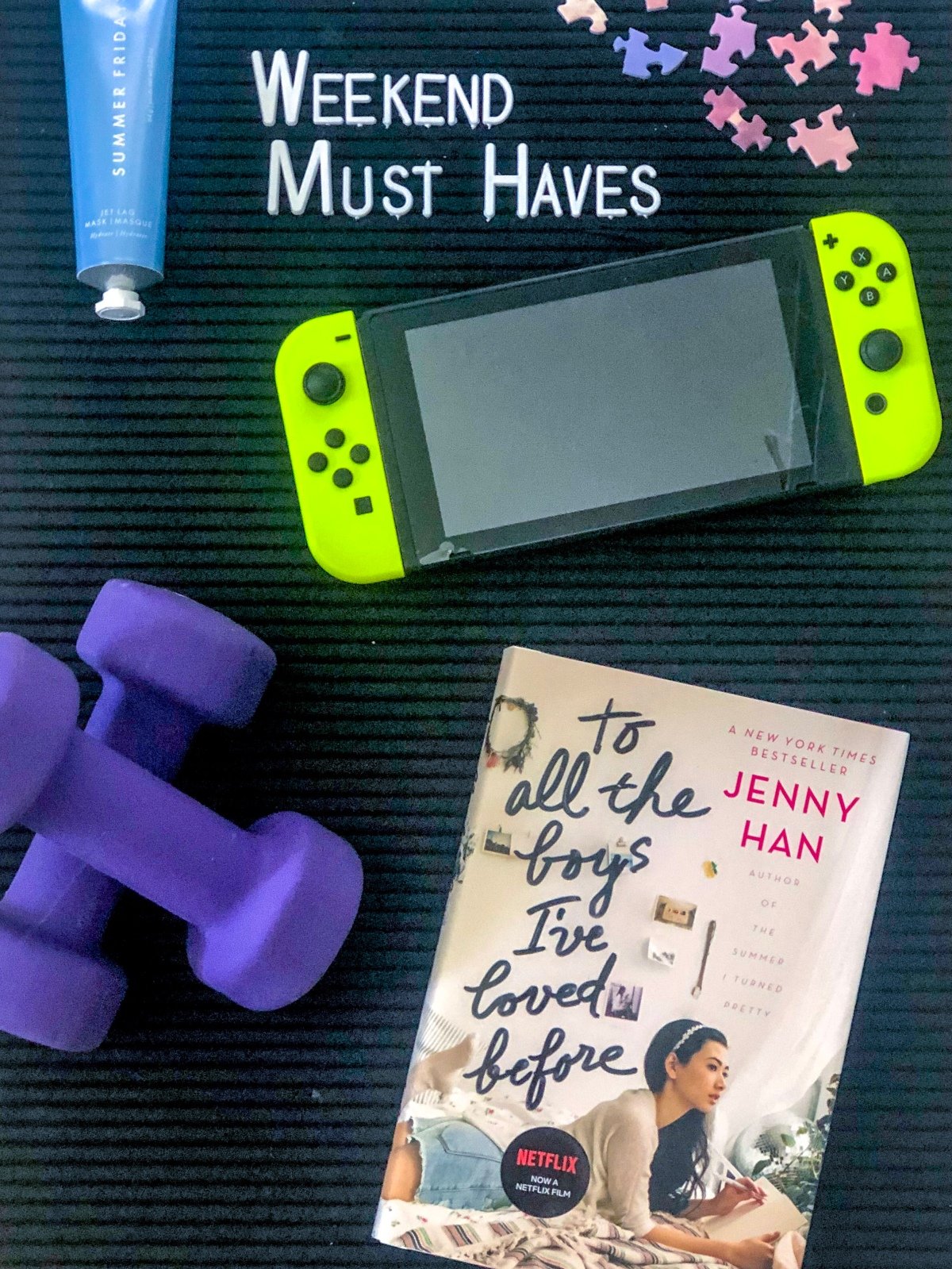 Weekend Must haves when your Fiancee Loves a Videogame