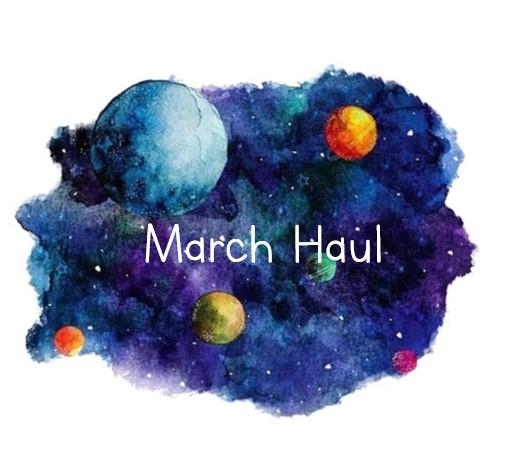 Book Haul: March2019