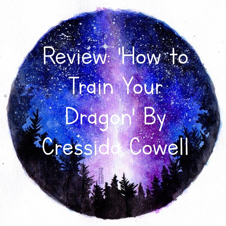 Review: 'How to Train Your Dragon' By CressidaCowell