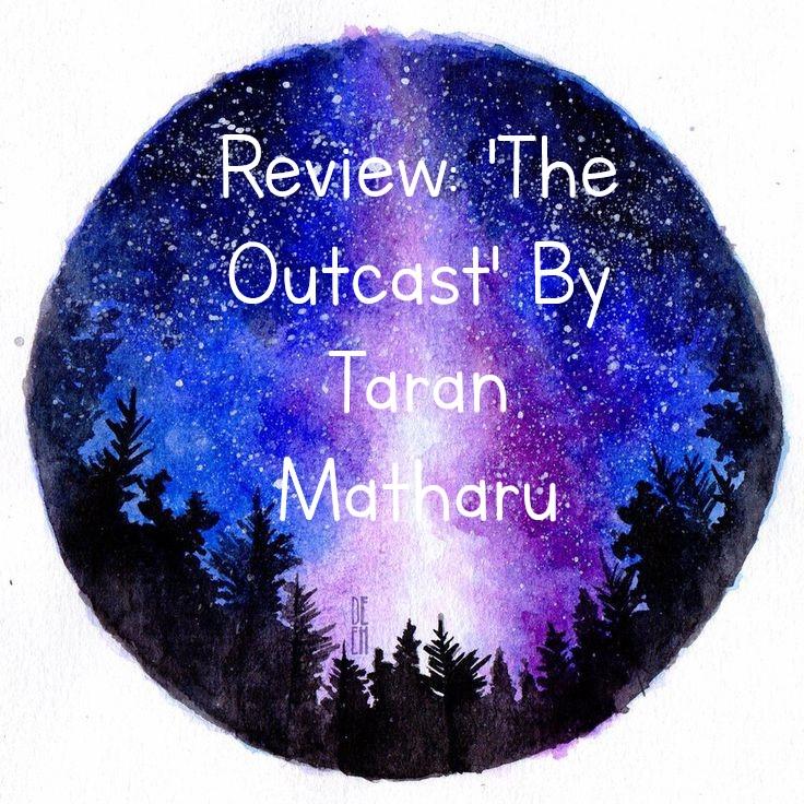 Review: 'The Outcast' By TaranMatharu