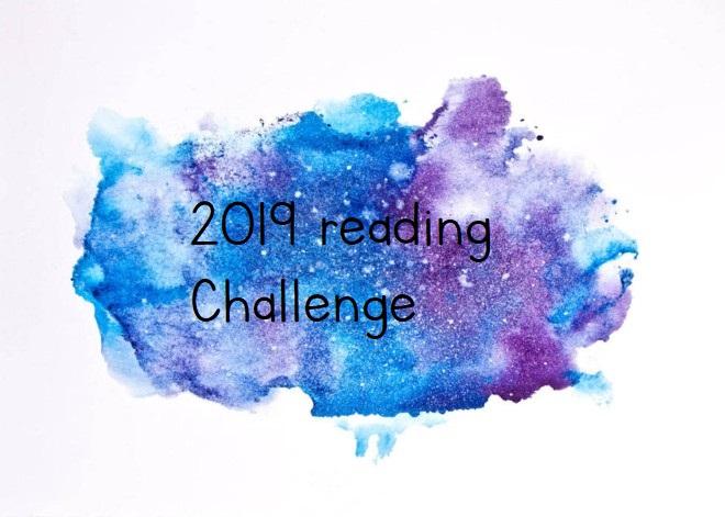 2019 Reading Challenge Update#1