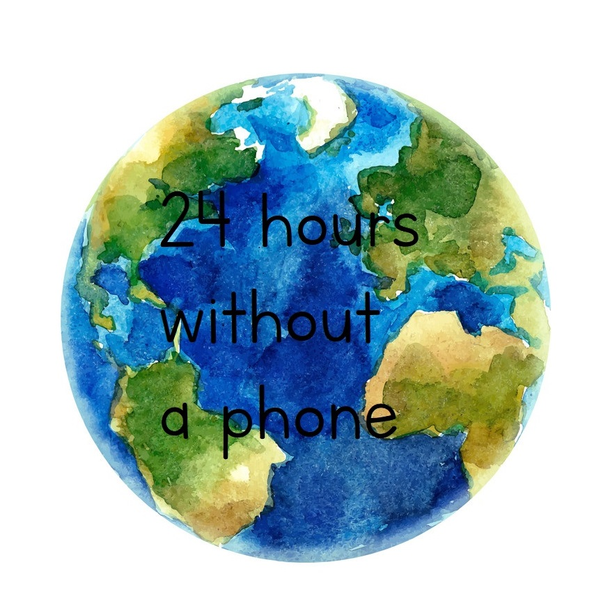 24 Hours without aPhone