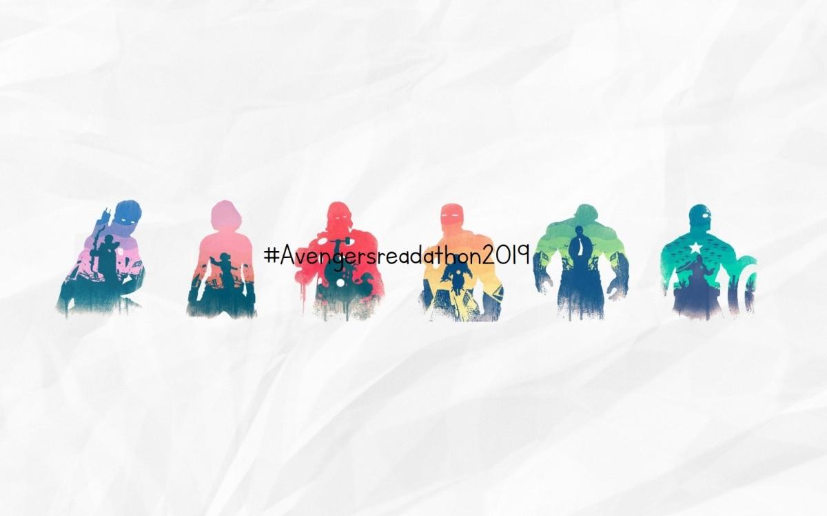 #Avengersreadathon2019
