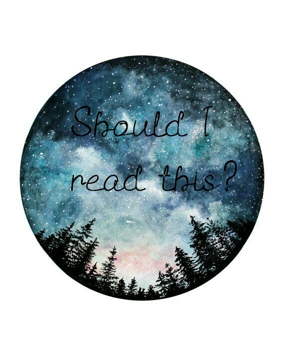 Should I read this: ShatterMe