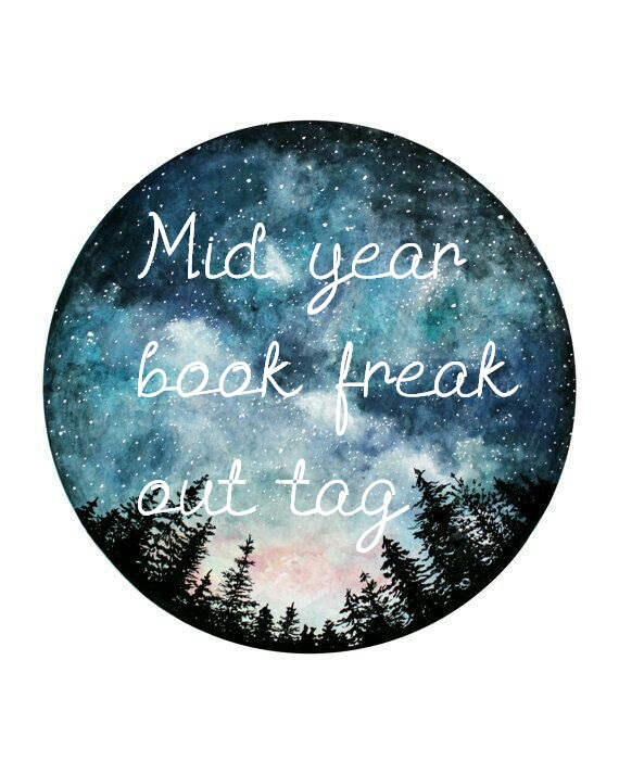 Mid Year Book Freak OutTag