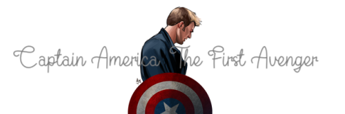 Captain Amrica: The First AvengerRewatch