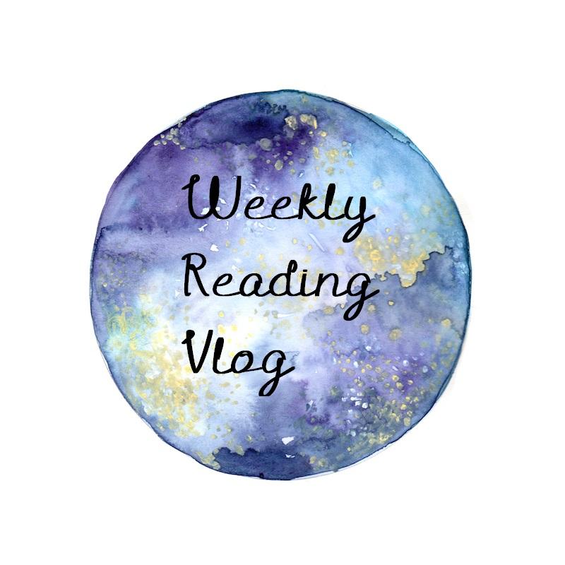 Weekly Reading Vlog: Finishing 2 books – July15-21