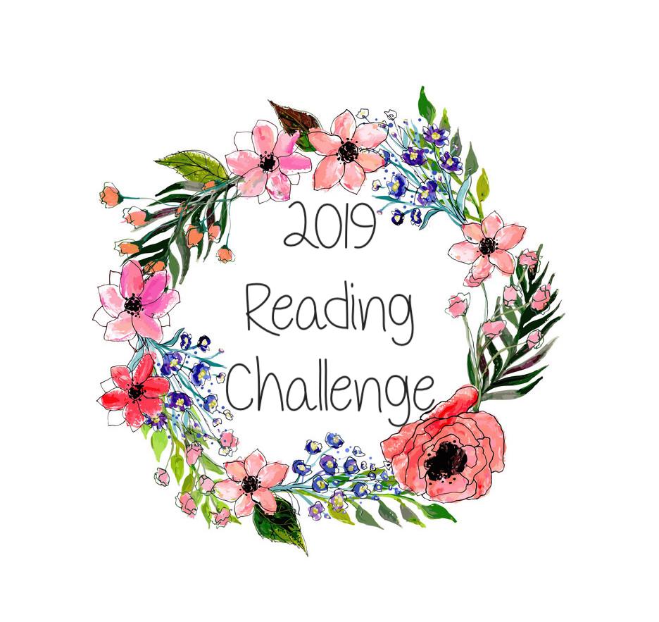 2019 Reading Challenge update#2