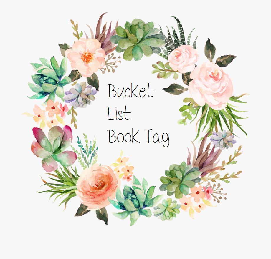 Book Bucket ListTag