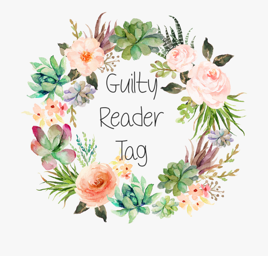 The Guilty Reader BookTag