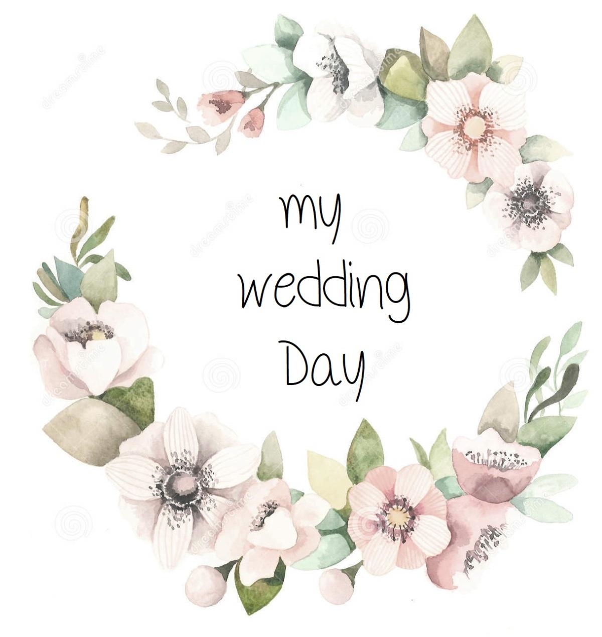 9.11.19: My WeddingDay