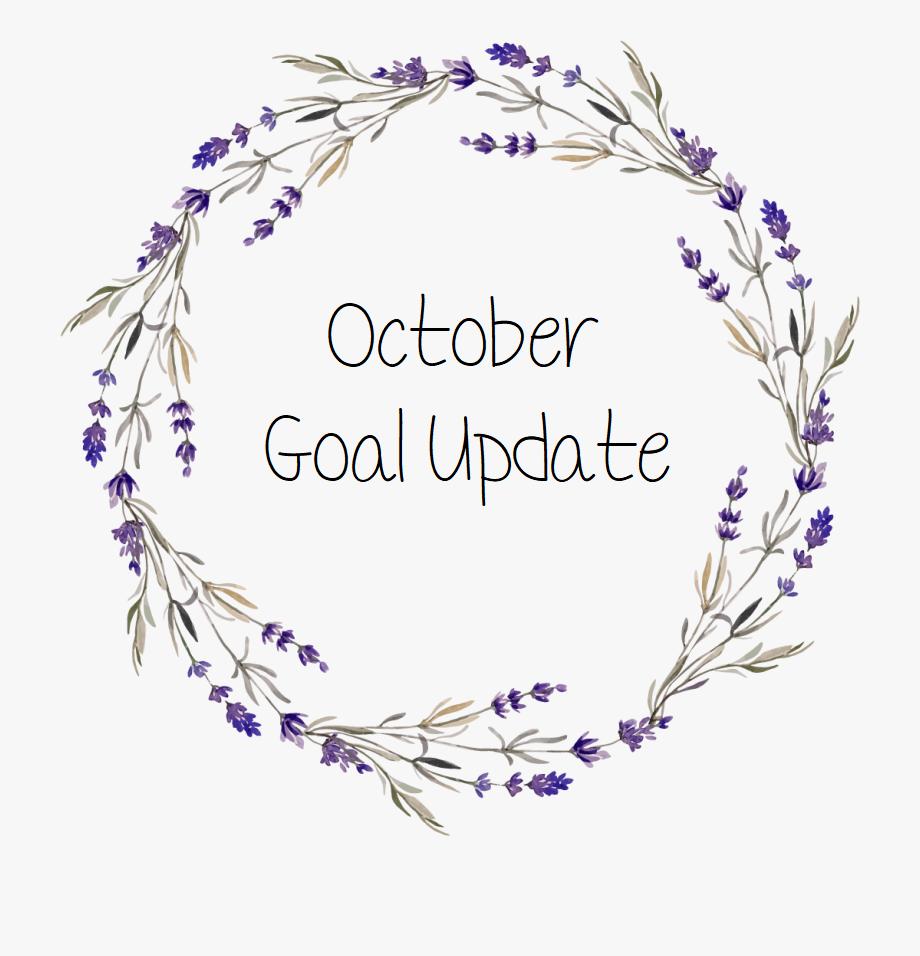 October Goal Update