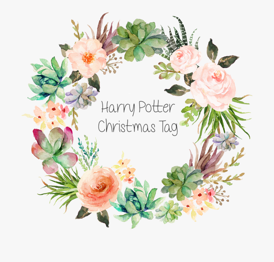 Harry Potter ChristmasTag