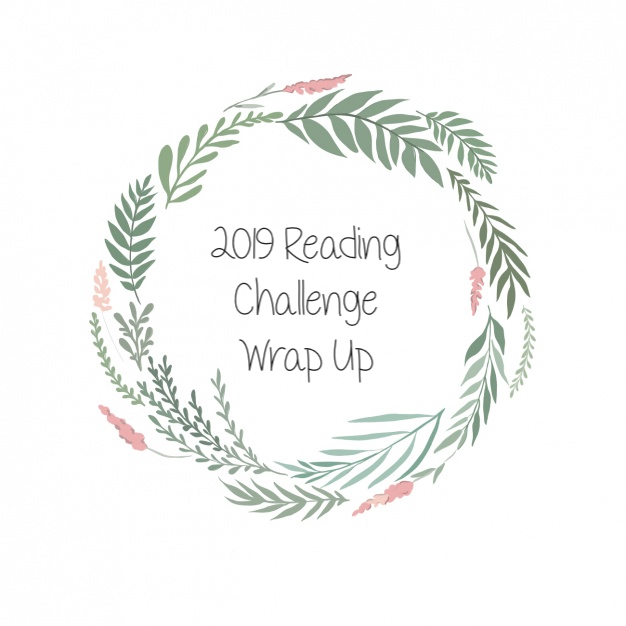 2019 Reading Challenge WrapUp