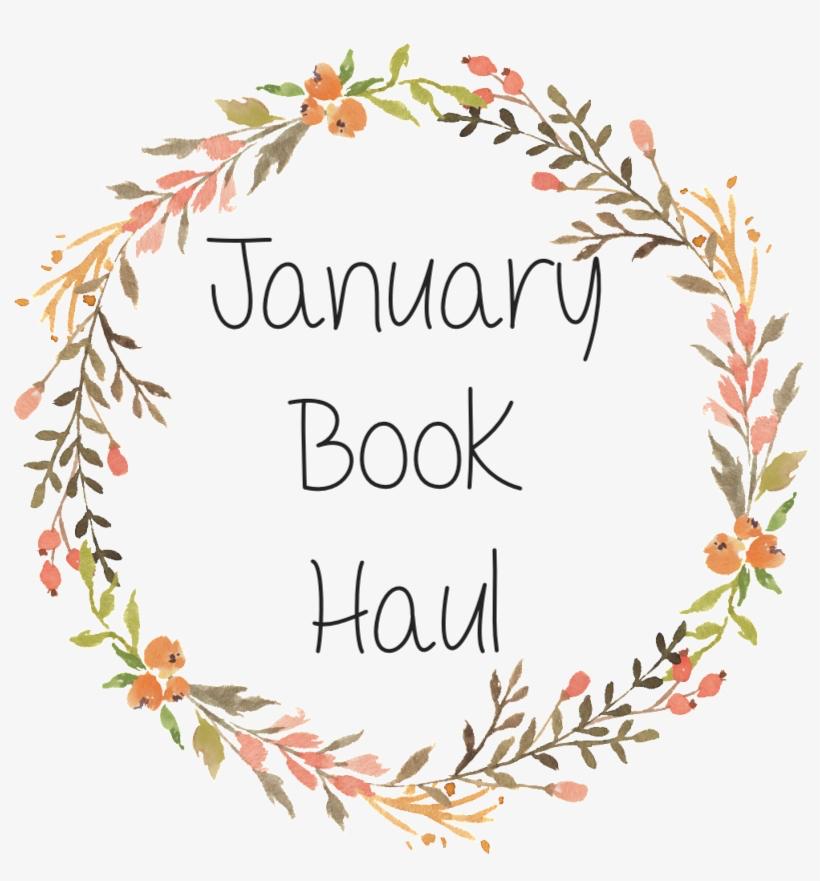 January Book Haul2020