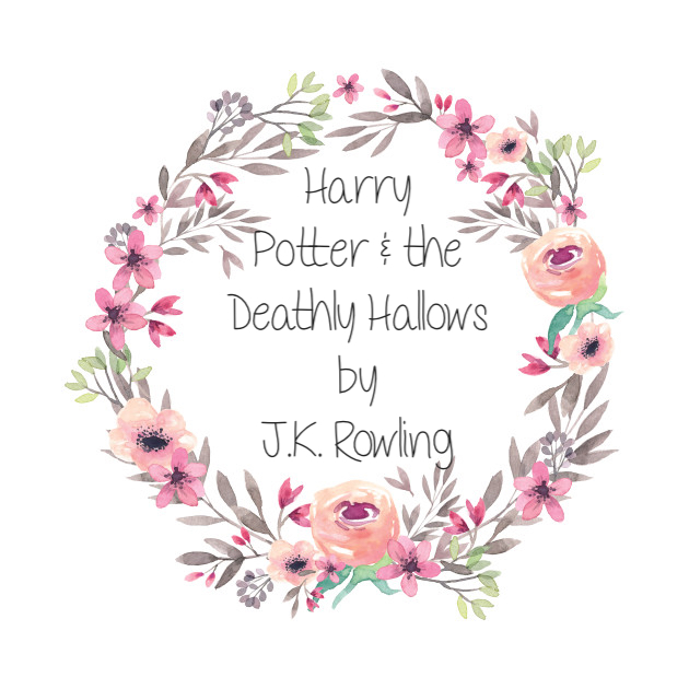 'Harry Potter & the Dealthy Hallows' by J.K.Rowling