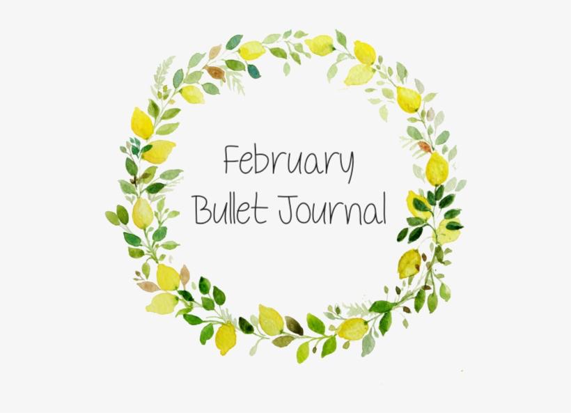 February Bullet JournalSpreads
