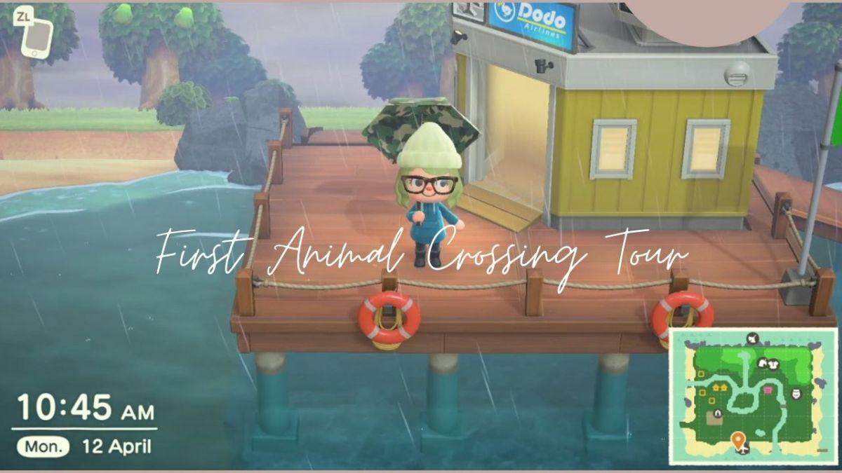 Animal Crossing IslandTour